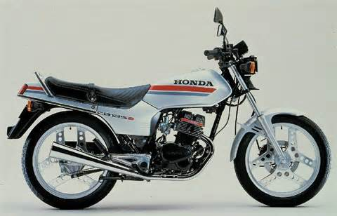 My motorcycle history 1