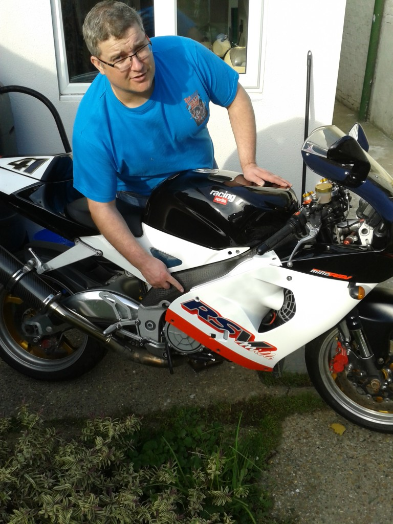 Local First Generation Rsv Barn Find Barn Find Motorcycle