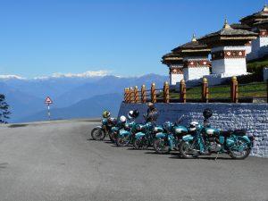 Bhutan Motorcycle Holiday 2017 9