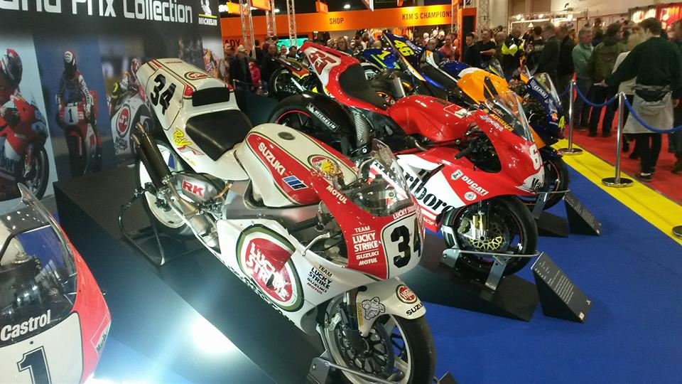 Classic racing motorcycles 9