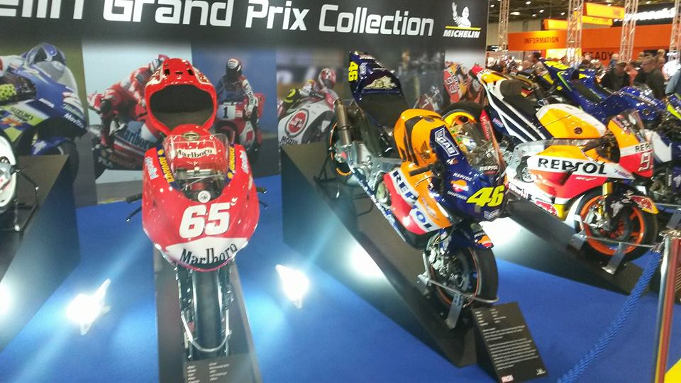 The London Motorcycle Show 2020 2