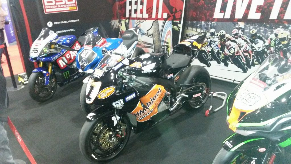 The London Motorcycle Show 2020 3