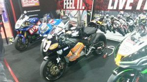 London Motorcycle Show 2018 19