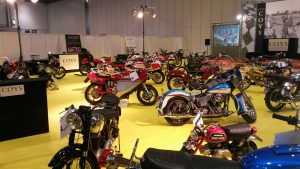 London Motorcycle Show 2018 20
