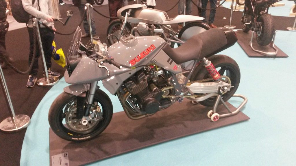 The London Motorcycle Show 2020 1