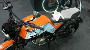London Motorcycle Show 2018 25