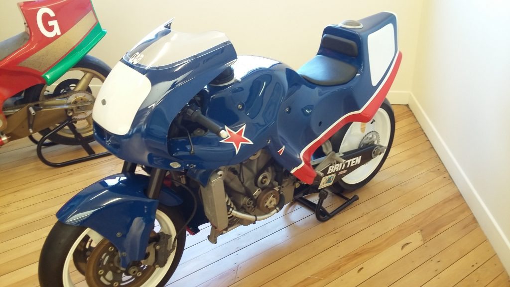 Classic racing motorcycles 6