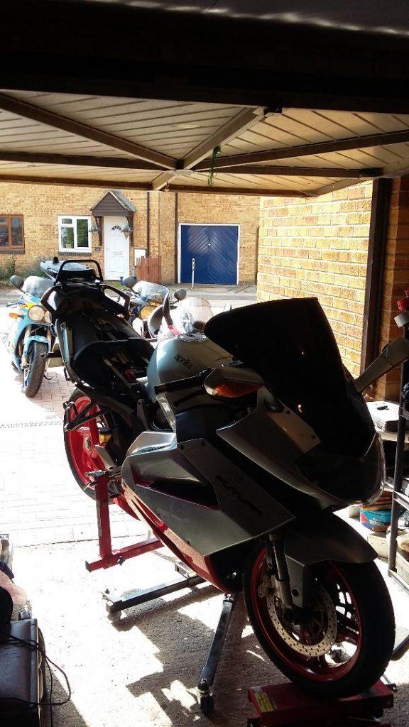 Great motorcycle workshop tools 2