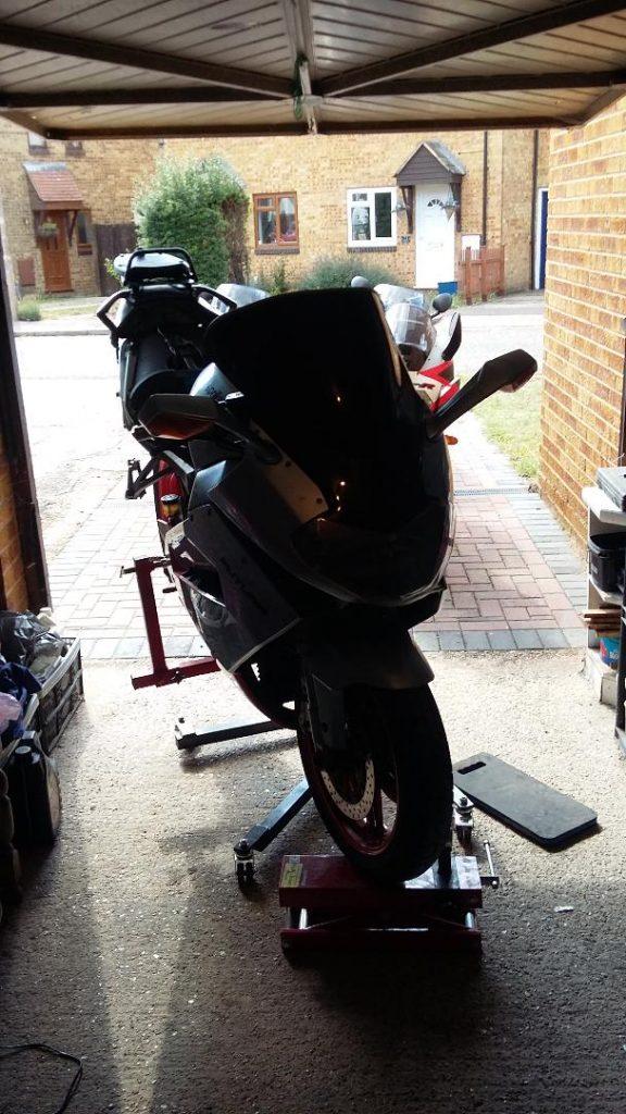 Great motorcycle workshop tools 1