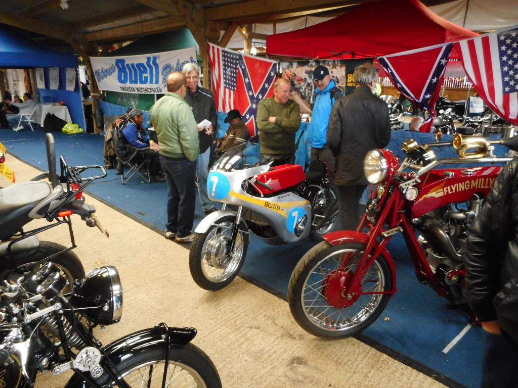 Classic racing motorcycles 2