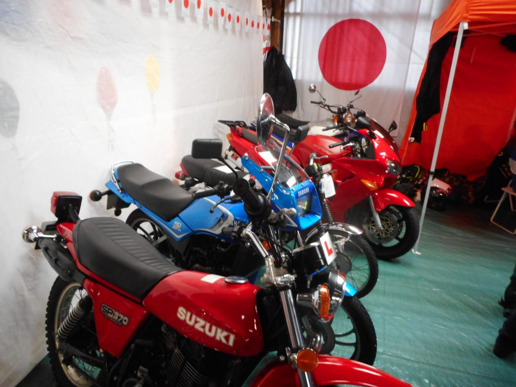 Classic racing motorcycles 3