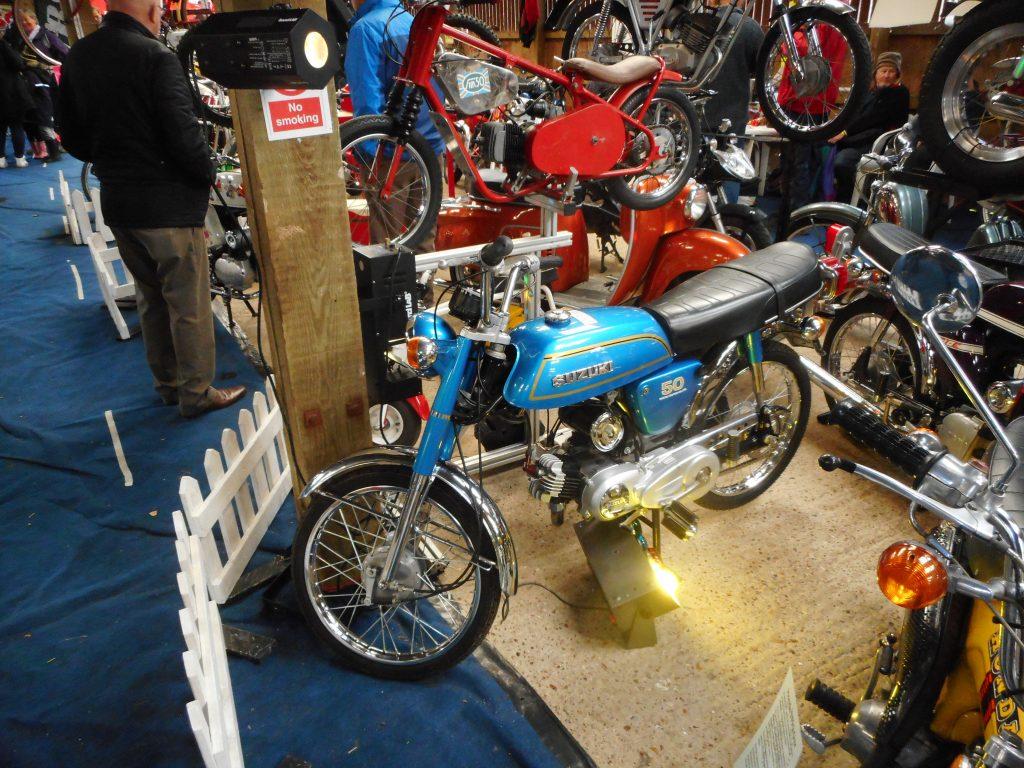 Amazing Copdock Motorcycle Show 2019 7