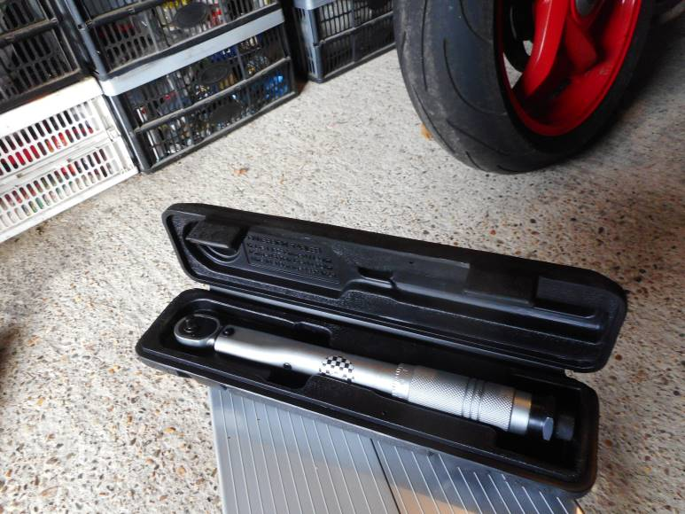 Great motorcycle workshop tools 3