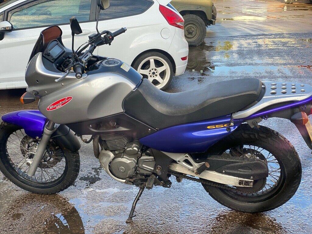 Suzuki freewind