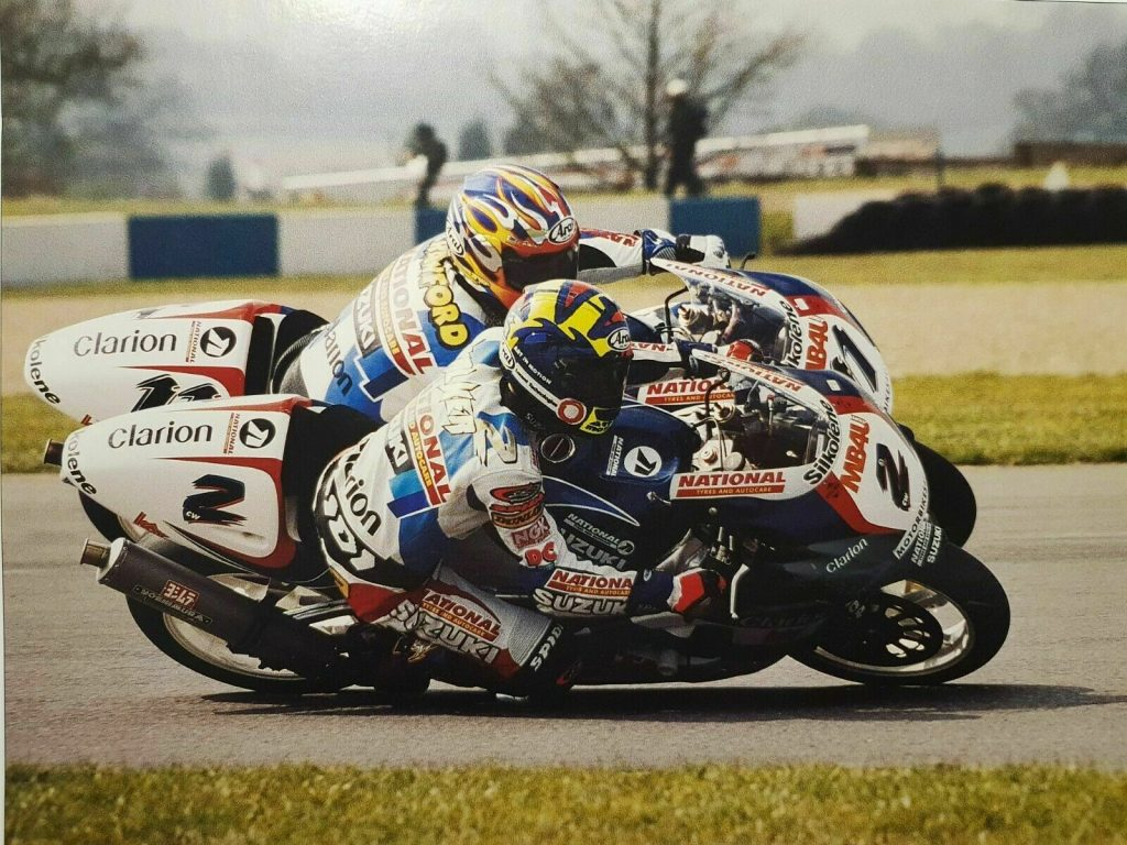 Amazing motorcycle auction of the week for 2000 BSB series 1