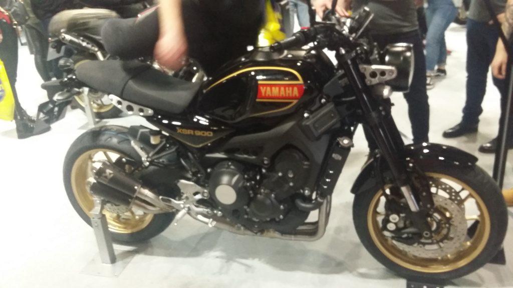 London Motorcycle Show 2020 Yamaha XSR900