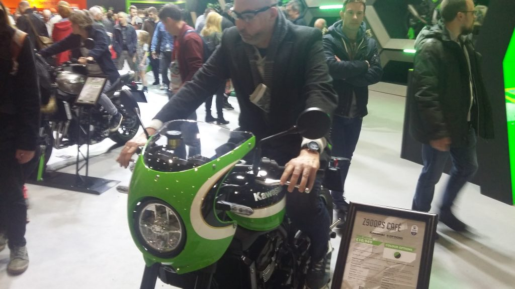 Awesome Carole Nash MCN London Motorcycle Show 2020 3