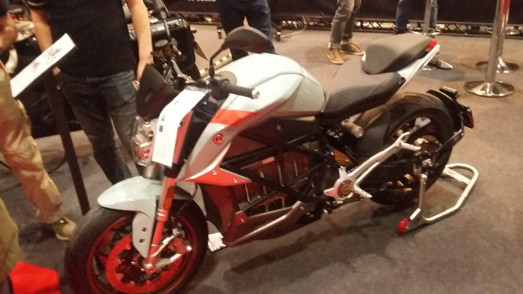 London Motorcycle Show 2020 Zero Motorcycles