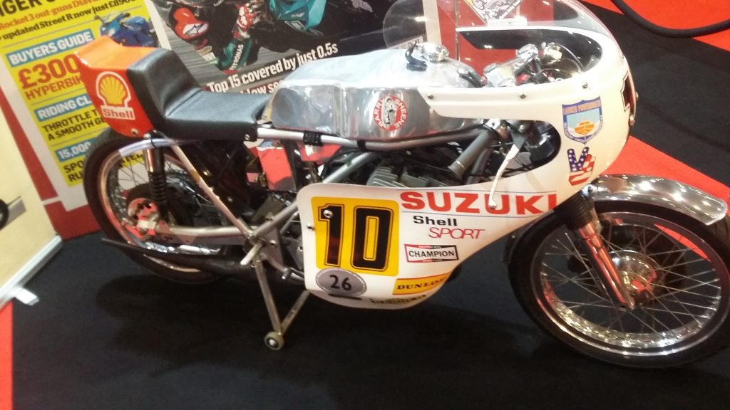 Awesome Carole Nash MCN London Motorcycle Show 2020 4