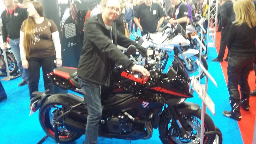 Awesome Carole Nash MCN London Motorcycle Show 2020 6