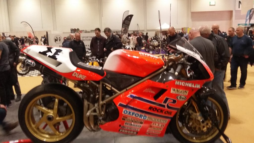 Awesome Carole Nash MCN London Motorcycle Show 2020 8