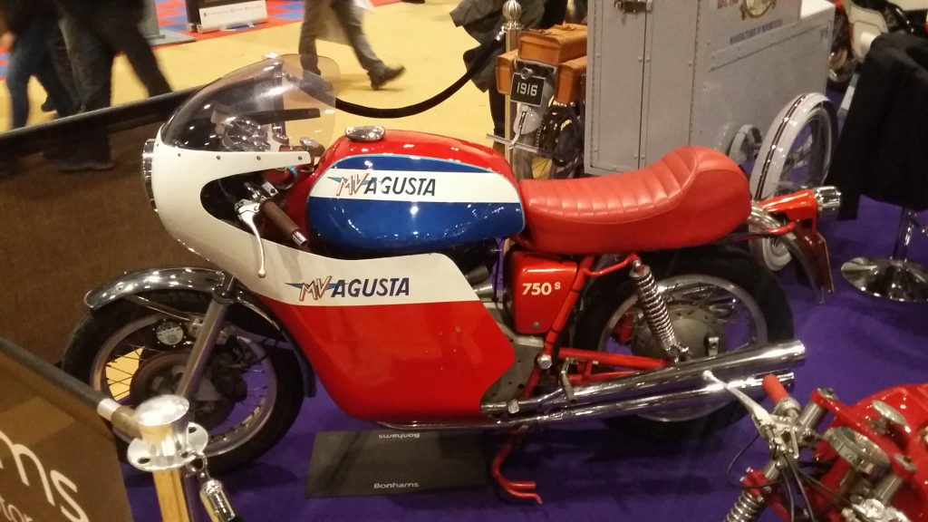 Awesome Carole Nash MCN London Motorcycle Show 2020 16