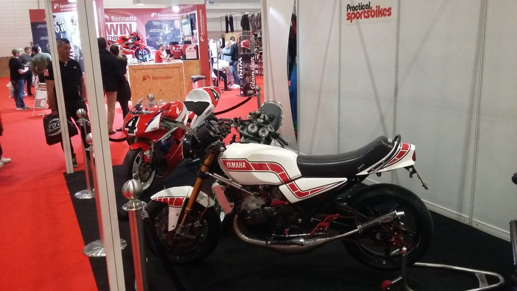 Awesome Carole Nash MCN London Motorcycle Show 2020 26