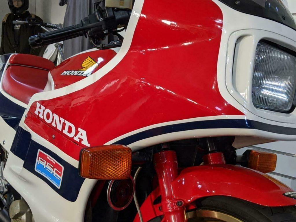 Honda CB1100R Barn Find