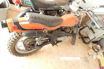 barn find OSSA