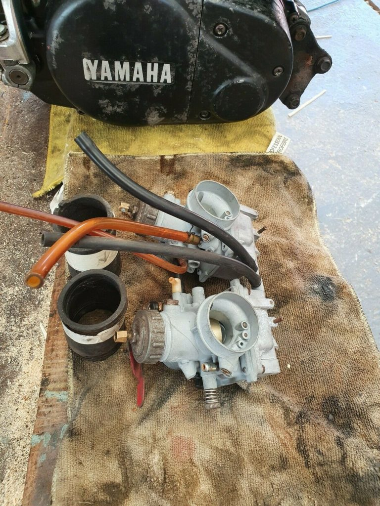 Awesome Yamaha RD250 project for sale 2