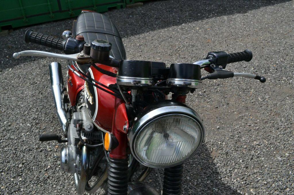 Awesome Honda CB500 Four