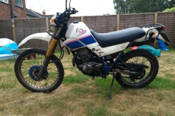 Yamaha Serow XT225