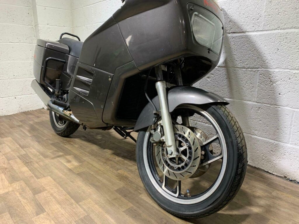 Awesome barn find Norton Commander 4