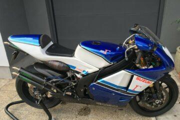 Suzuki RG500