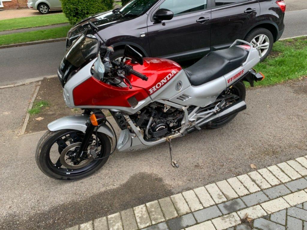 Superb Honda VF1000 3