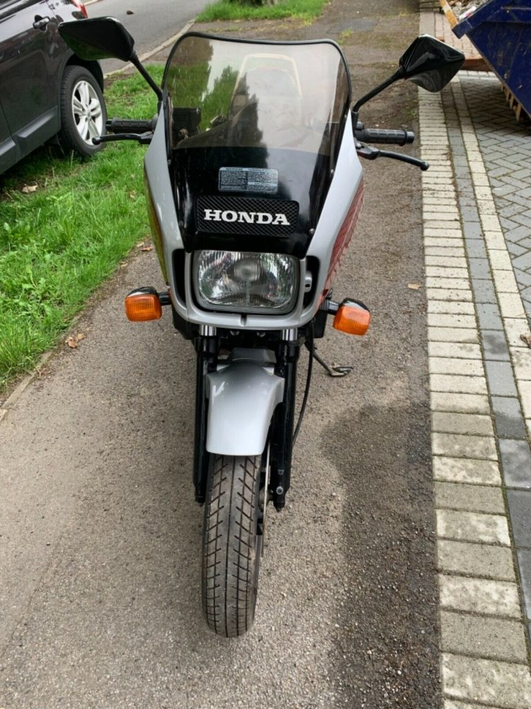 Superb Honda VF1000 1